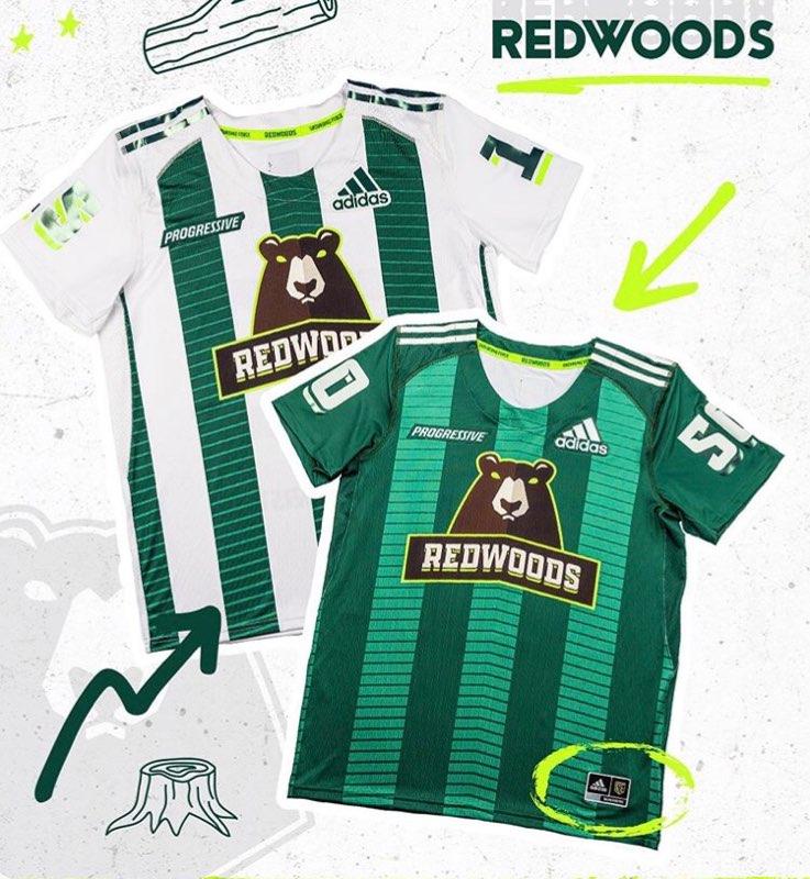 pll redwoods jersey 1