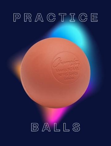 practice lacrosse balls