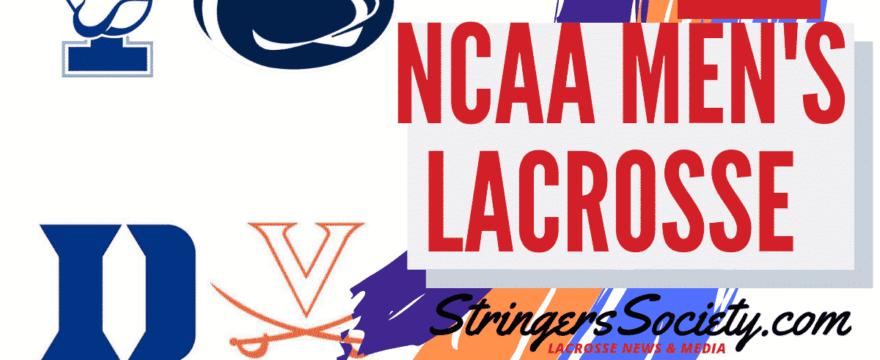 NCAA Lacrosse Tournament Quarterfinal Recap