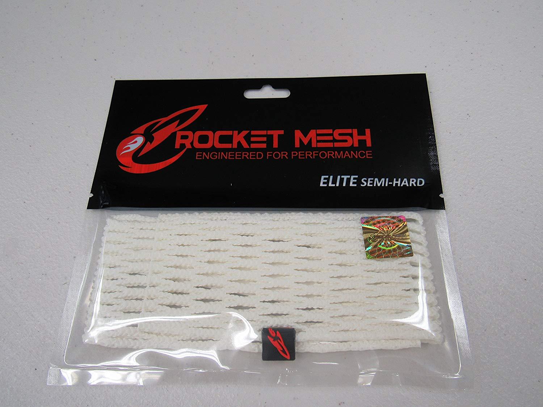 Rocket Mesh Semi-Hard Lacrosse Mesh Kit