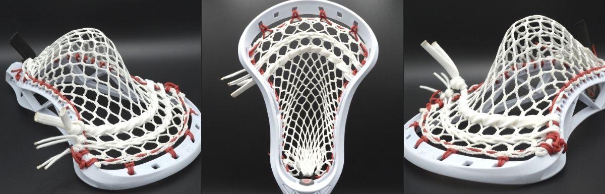 signature contract offense lacrosse head