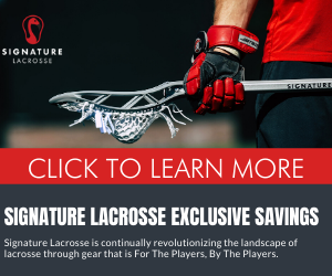 signature lacrosse coupons and deals