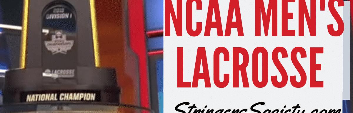 2019 ncaa men's lacrosse tournament games