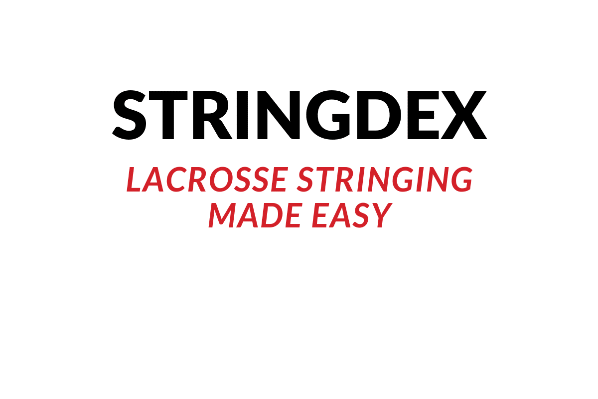 lacrosse stringing