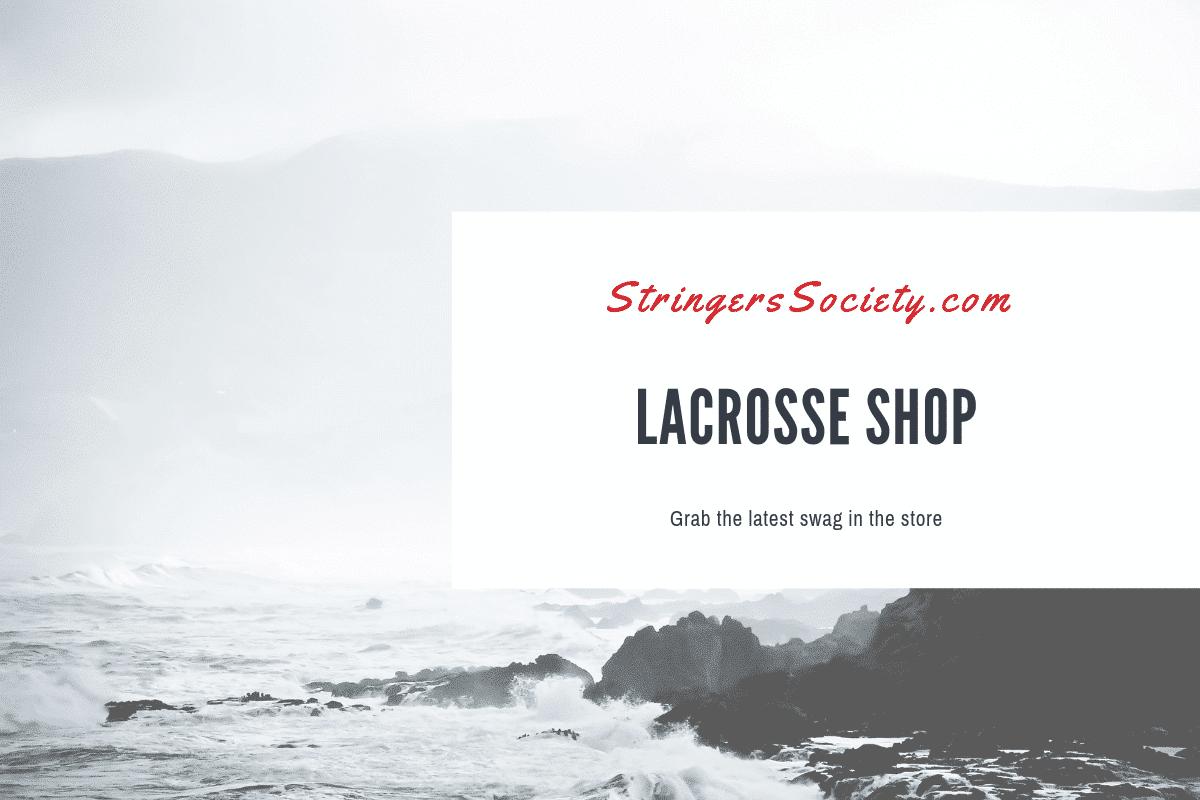 stringers society lacrosse store