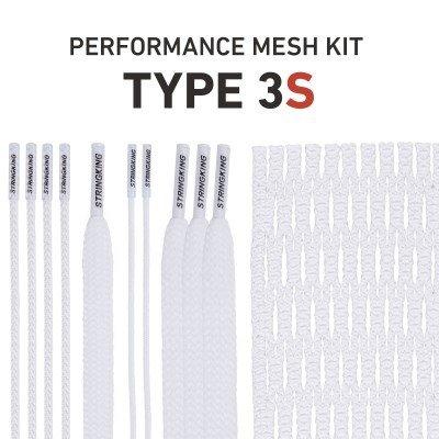 stringking 3s lacrosse mesh kit