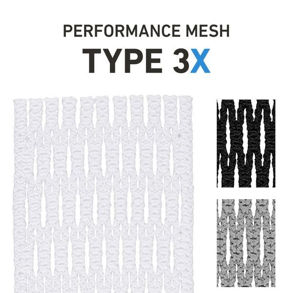 StringKing Type 3X Lacrosse Mesh Kit