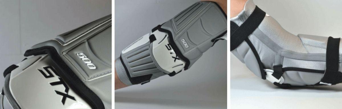stx surgeon 500 arm guards review