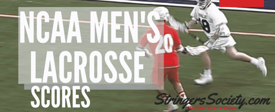 NCAA College Lacrosse Week 6 – The Highlighter