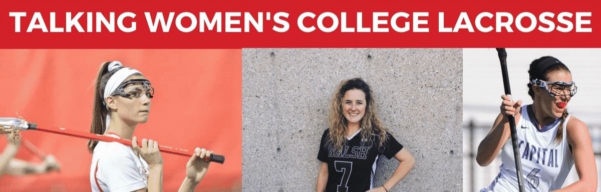 women's college lacrosse: playing at the highest level