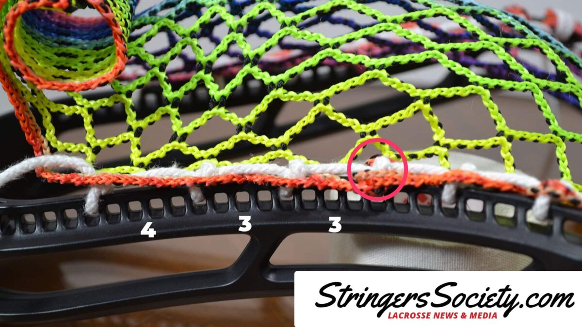 womens lacrosse stick sidewall step 15