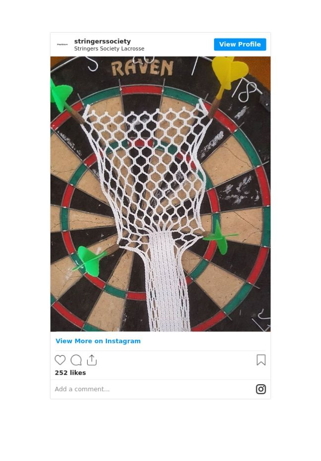 women's lacrosse stringing options and updates