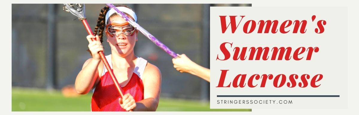 women's summer lacrosse leagues, tournaments, and camps